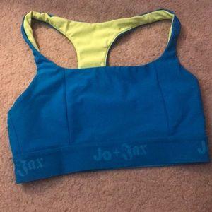 Other - Blue Jo+Jax sports bra